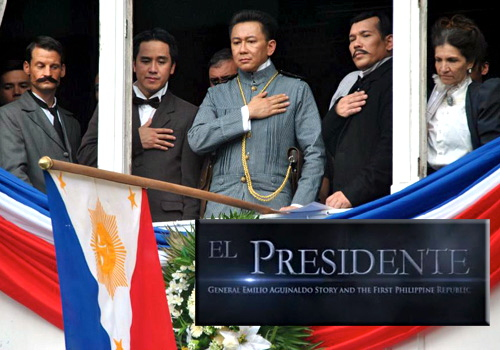 """EL Presidente,"" a biopic on Emilio Aguinaldo, is this year's second best picture (pep.ph)"