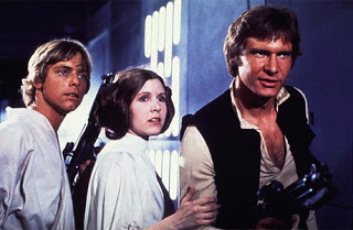 """STAR Wars,"" the beginning (theringmastersrealm.blogspot.com)"