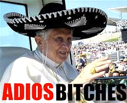 NOT only is Pope Benedict XVI blessed with a sense of humor, he also happens to be multilingual. (knowyourmeme.com)