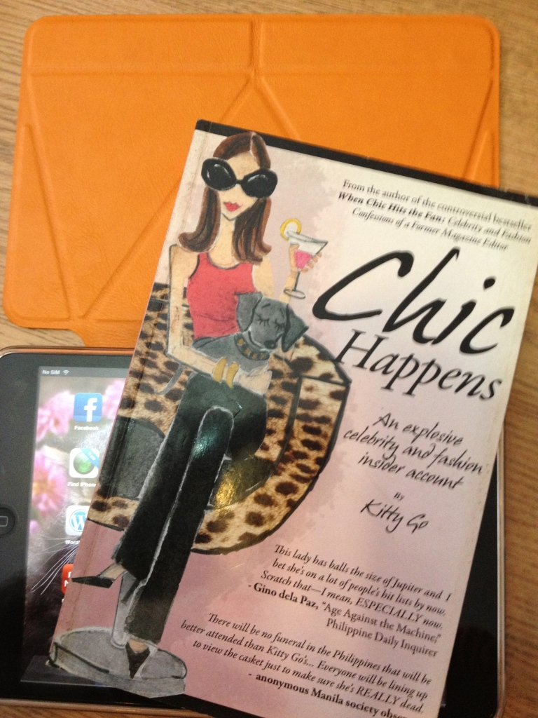 """CHiC Happens,"" the sequel. When is the next chicload coming, Kitty?"