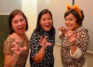 LEAH, Susan and Anjie: Hayop sa ganda, too!