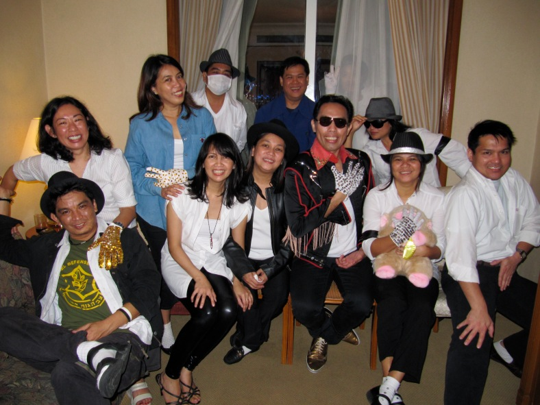 """WE are the World! Our tribute to the """"King of Pop!"""""""