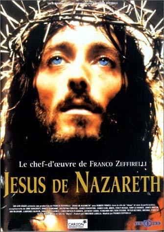 """ROBERT Powell in """"Jesus of Nazareth"""""""