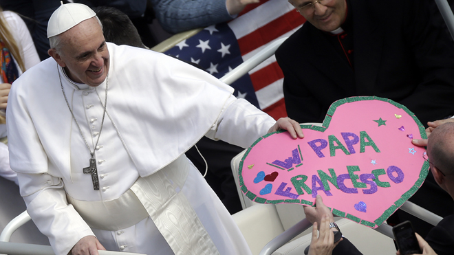 LIKE an astute politician, Pope Francis makes good use of his honeymoon period to win goodwill and gain media  mileage all for the glory of the Lord. (latino.foxnews.com)