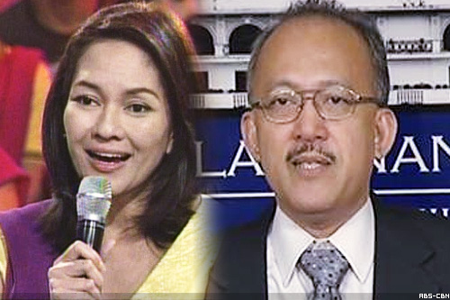 RISA Hontiveros and presidential adviser Ronald Llamas: are they or aren't they? Well, does it matter? (www.abs-cbn.news.com)