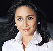"""MA'AM"" Charo Santos: Mababaw ang kaligayahan. (entertainment.inquirer.net)"