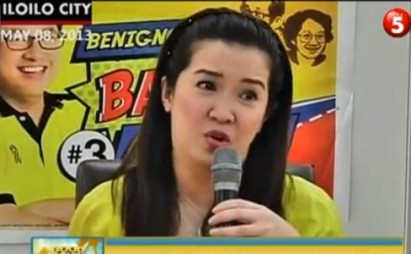 KRIS Aquino, the country's most sought-after endorser (www.interaksyon.com)