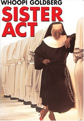 """SILENT"" protesters with the gall to proclaim their silence, Whoopi's ""Sister Act"" character has two words for you."