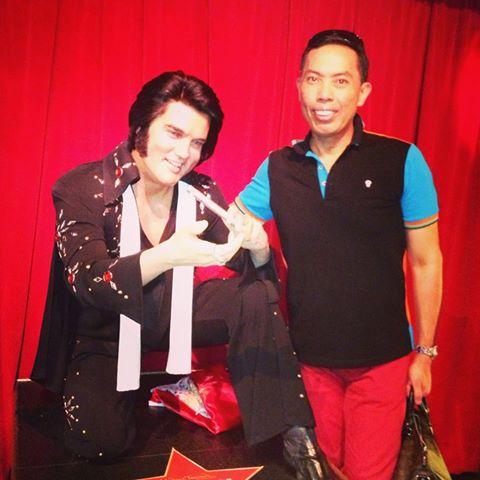 THE King and I at Madame T in Las Vegas