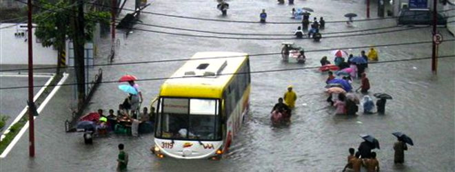 EVEN a bus is no match. (wordphilippines.com)