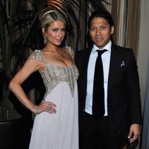 FRIENDS with Paris Hilton (www.property-report.com)