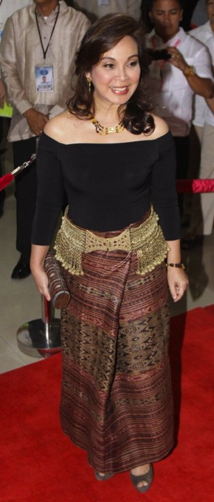 "THE astute and driven Sen. Loren Legarda in her brand of ""fashionationalism."""