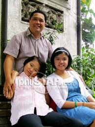 THE Mercado family: Wawel, Mila and Therese (www.philstar.com)