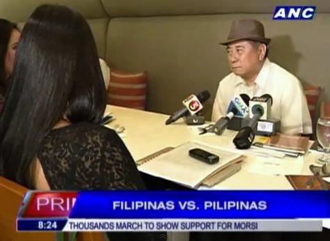ALMARIO brings his case to the media (philnews.ph)
