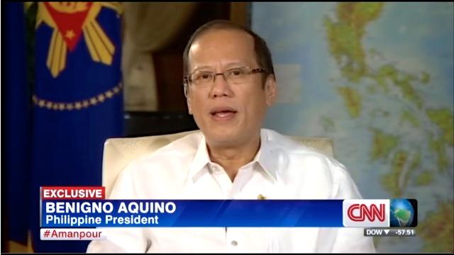 "PNoy rises above (barely) initial ""Yolanda"" debacle. (www.rappler.com)"