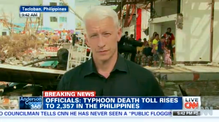 ANDERSON Cooper: More than just a pretty face and a fancy pedigree (globalvoicesonline.org)