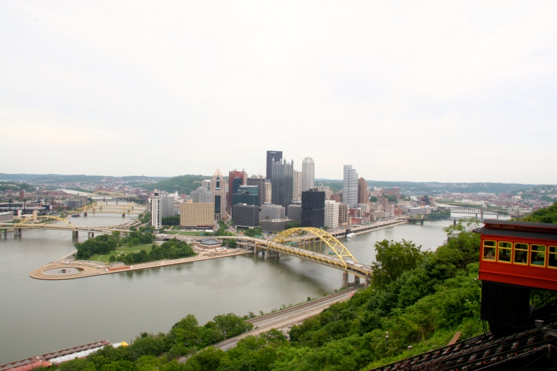THE fair city of Pittsburgh, final resting place of my grandparents