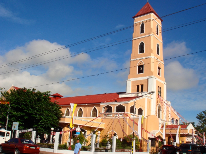 THE Santo Niño Church, one of many places of worship dedicated to the Child Jesus, in Tacloban. (www.ilovetacloban.com)