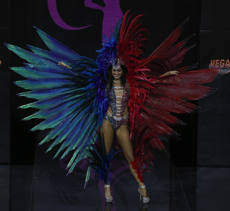 IF we are to go the Latin American route like Miss Trinidad and Tobago, Miss Philippines could easily channel Pag-Asa, our prized Philippine eagle, which was once interpreted by Filipino designer Cary Santiago.