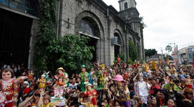 OUR devotion as a people to the Sto. Niño seems to run counter to our disdain for the rights of our children. (Inquirer)