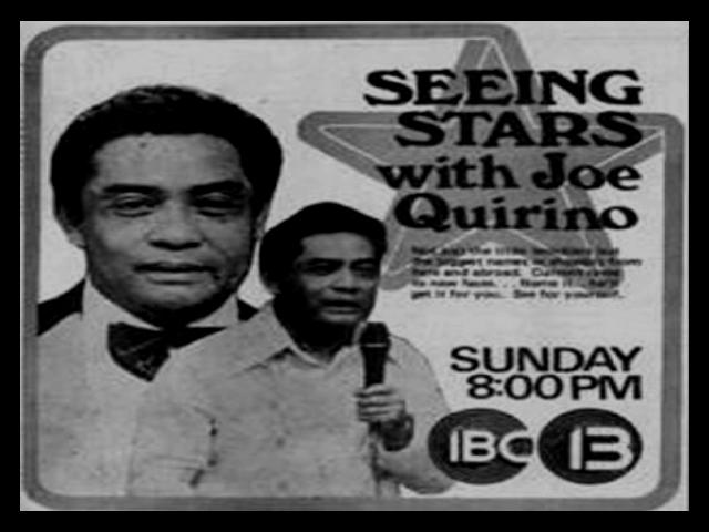 "AS the late Joe Quirino would say, ""take it away."""