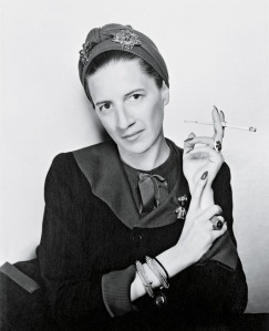 BEAUTY, in whatever age, remains arguable. If there's one thing her admirers then and now agree on, Vreeland wasn't the type of woman one could ignore. (fashion.telegraph.co.uk)
