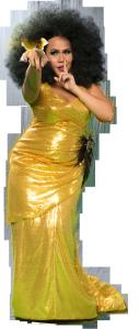 BITUIN Escalante as one of the Divas