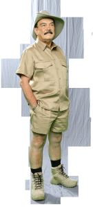 HENRY Strzalkowski as BOB