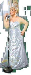 LANI Ligot as one of the Divas