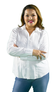 PINKY MARQUEZ as Shirley
