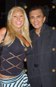 CASEY, during his later years, with Mariah Carey