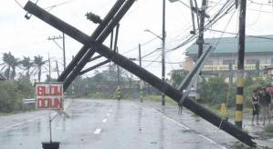 "IT'S not just a matter of Meralco investing in ""waterproof transformers,"" as one Facebook shoutout I came across demanded. Once you start seeing tangled lines and downed power lines, widespread blackouts are sure to follow. (newsinfo.inquirer.net)"