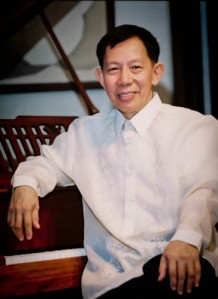 FELIPE de Leon, NCCA chair and the guy who egged on Noranians to make sugod.