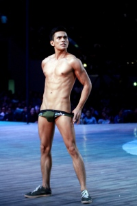 LOOK, Ma, no padding: Tom Rodriguez (Chito Vecina)