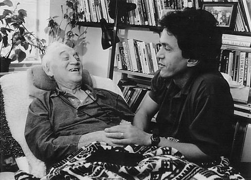 WRITER Mitch Albom spends one of his Tuesdays talking with Morrie. (mitchalbom.com)
