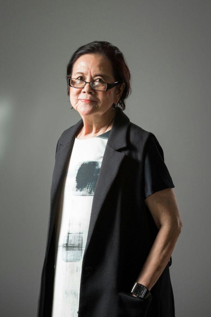 Letty Jimenez-Magsanoc, 1941-2015